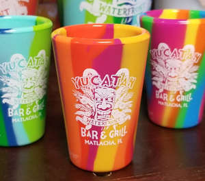 Silipints-Shot-Glasses-Yucatan-Waterfront-Store